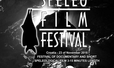 , SpeleoFilmFestival 2018, ,