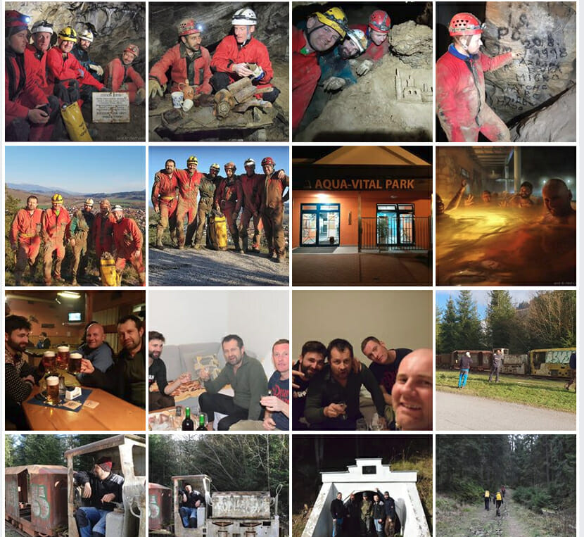 , Spoločné Moravsko – Slovenské jaskyniarske stretnutie na Liptove