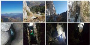 , Prieskum jaskýň na Čiernom kameni – stolová hora Veľkej Fatry
