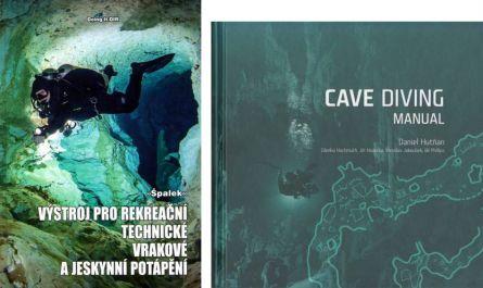 Nové publikácie o speleopotápaní – jeseň 2018