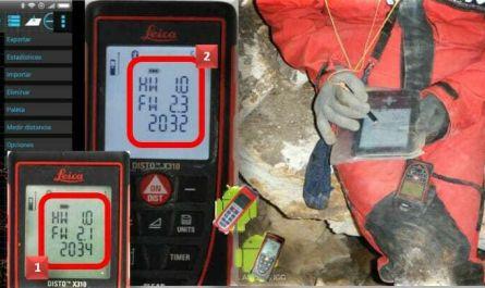 Vyšiel program Topodroid 4.1 – nielen na laserové meranie jaskýň cez DistroX v slovenčine.
