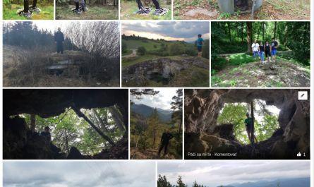 , OS Ružomberok > Pri hľadaní jaskýň niekedy narazíme na naozaj čudné veci…