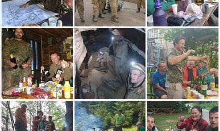 Šútovské jazero, Neoficiálny jaskyniarsky zraz na Šútovskom jazere, ,