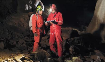 Extreme interviews: V hlubokých jeskyních Moravského krasu se světoznámým speleologem Markem Audym