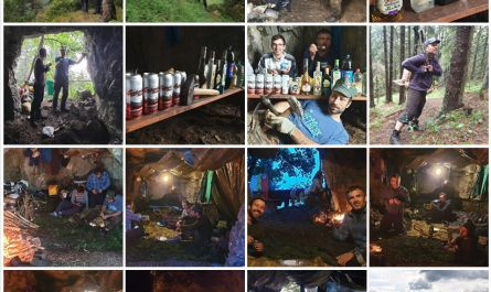 Festival Pohoda na Salatíne v Nízkych Tatrách