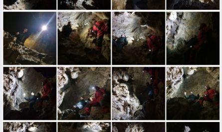 turisti, Občas zavolajú turisti, že nasli v úplnej divočine veľkú jaskyňu, ,