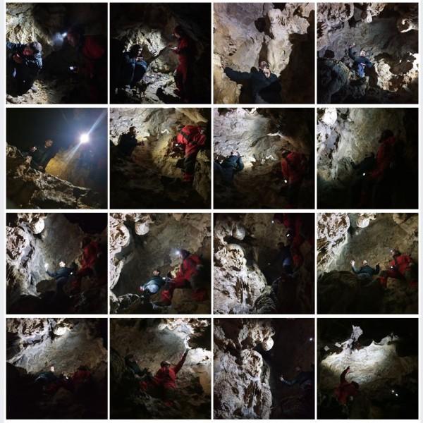 nasli v úplnej divočine veľkú jaskyňu
