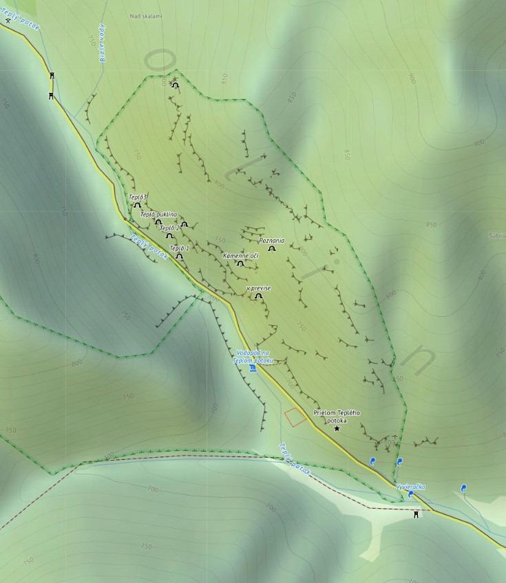 , Expedícia Teplá dolina