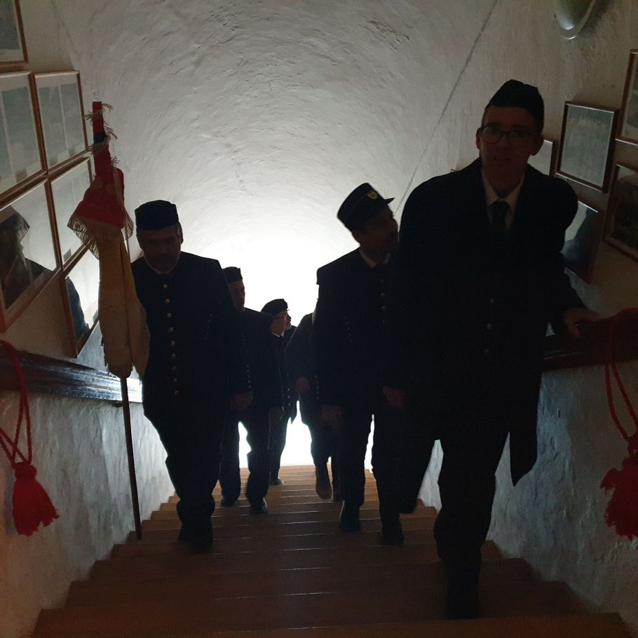 , OS Ružomberok > Už tradične uzatvárame úspešnú podzemnú sezónu slávnostným poďakovaním …, ,