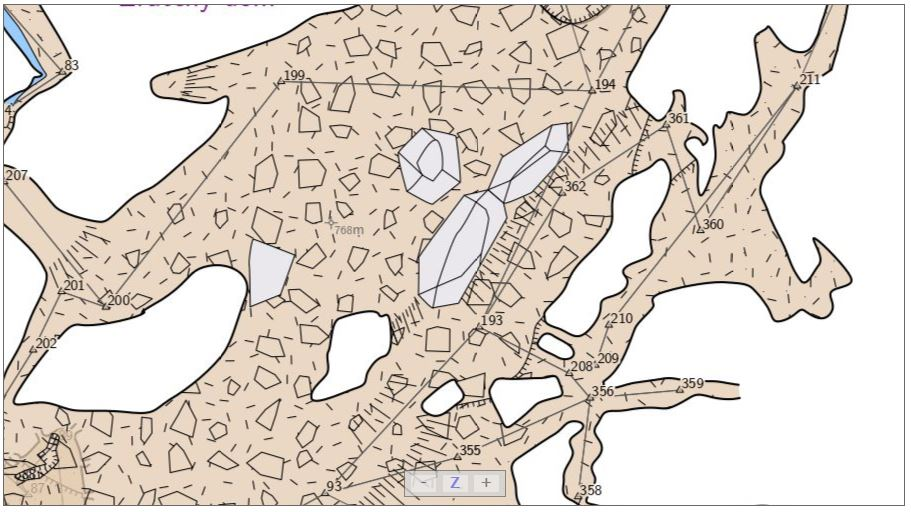 zoomify, Publikovanie  zoomovateľnej mapy na webe pomocou Zoomify free, ,