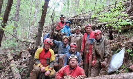 Nový objav jaskyne na Muránskej planine