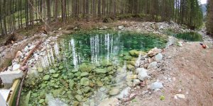 , Prvy tohtorocny Junovy vikend v Belianskych Tatrach, piatok Mokra diera.