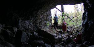 , Prvy tohtorocny Junovy vikend v Belianskych Tatrach, stvrtok hladanie moznych jaskyn.