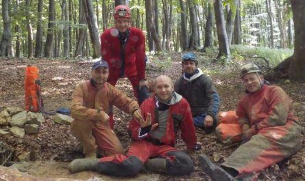 Vajsáblova priepasť – najhlbšia jaskyňa Malých Karpát