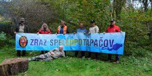 , Zraz speleopotapacov 2020 v Tisovci