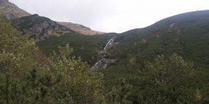 , Javorova dolina a potok Javorinka