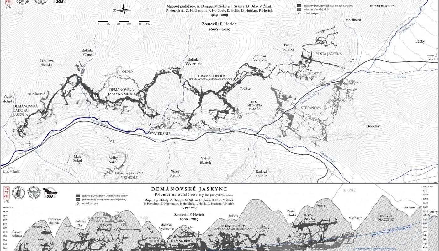 , Denník N: Demänovský jaskynný systém sa stal najdlhšou