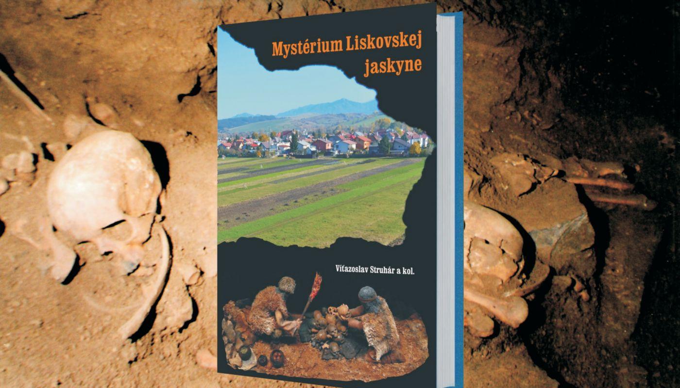 , Denník N: V Liskovskej jaskyni vo vrchu Mních sa v praveku odohrávali tajuplné rituály