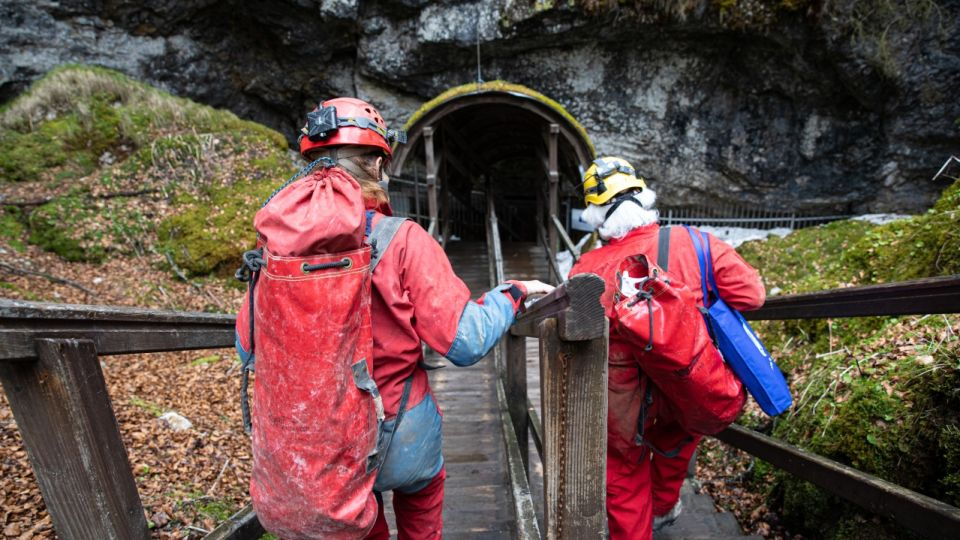 , Aktuality.sk: Príde Slovensko o unikát? Dobšinská ľadová jaskyňa stráca ľad rýchlejšie ako pred 30 r okmi