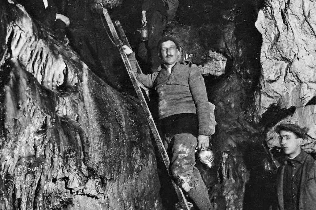 , NOVÝ ČAS: Nález tak vzácny, že jeho objaviteľ dostal celoživotnú dovolenku: Slovenská jaskyňa oslavuje  jubileum